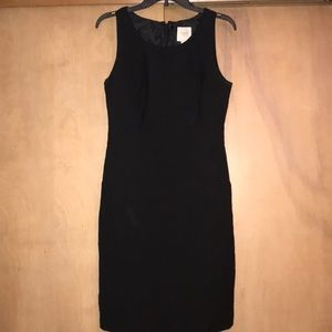 Black J Crew Dress 8